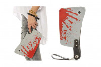 Butchers Clutch Purse Blut Hackbeil Damen Handtasche