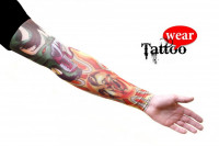 Tattooärmel: Tattoo Sleeves #32 Dragon Sun » günstig kaufen!