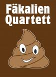 Fäkalien Quartett - Kartenspiel für Witzbolde - Geheimshop.de