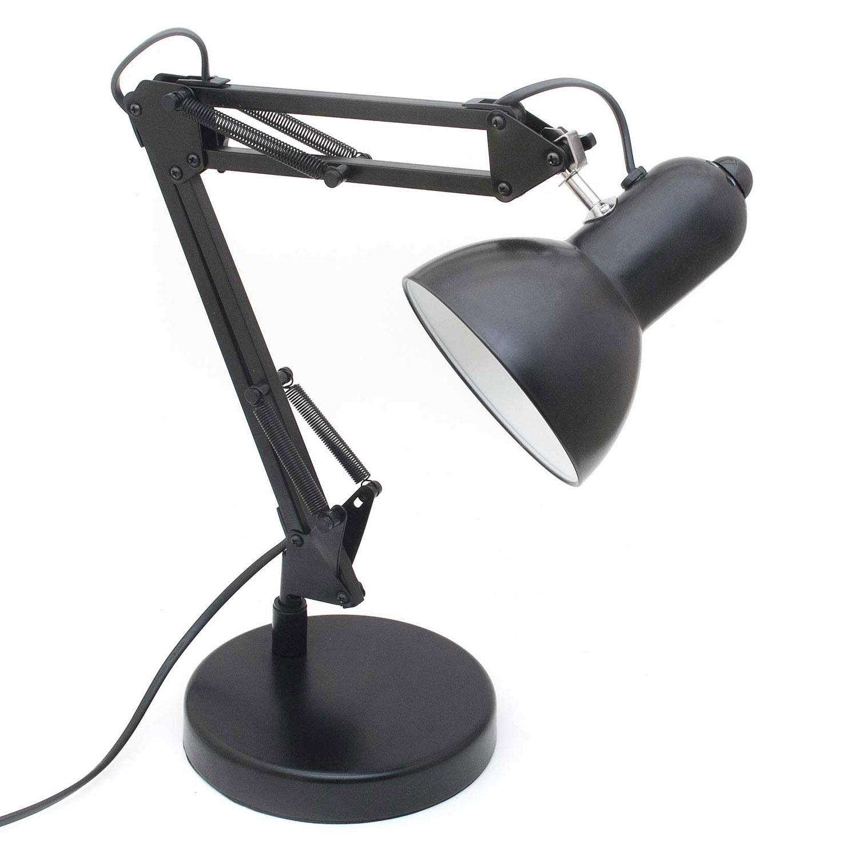 Schreibtischlampe Mit Gelenk Tischleuchte Aus Metall
