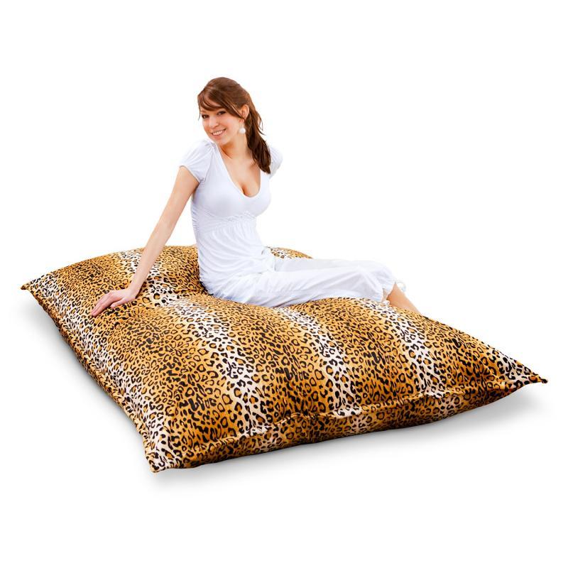 Sitzsack Safari Leopard
