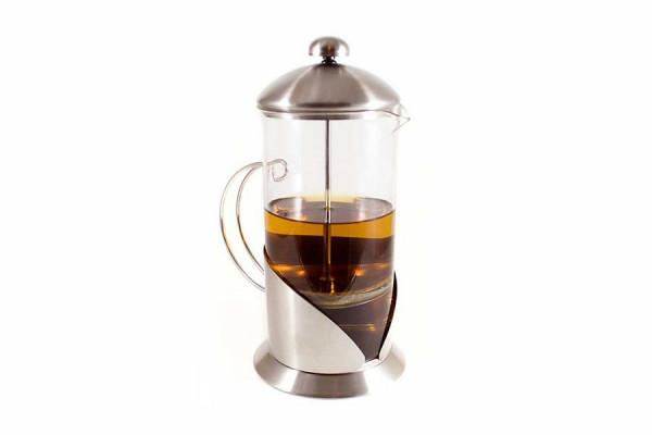 Kaffeepresse: Kaffeebereiter Kanne - French Press 1 Liter