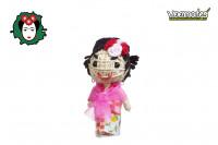 Voodoo Puppe - Voodoopuppe zum Sammeln - Frida