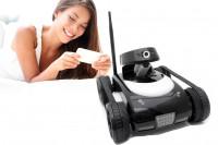 i-Spy Tank: WLAN Kamera-Panzer iPhone & iPad fernsteuerbar