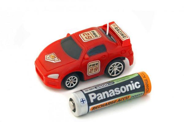 Ferngesteuertes Minicar RC Microcar 1:64