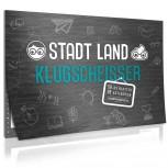 Stadt, Land, Klugscheisser - der ultimative Rätselspaß in XXL