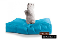 Smoothy Hundebett - Design Hundekissen - Blau