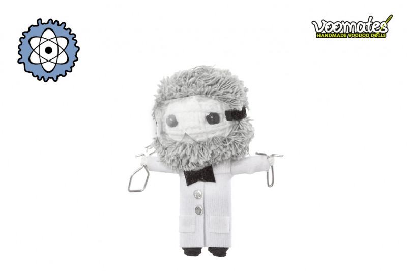 Voomates Prof Atom Voodoopuppe