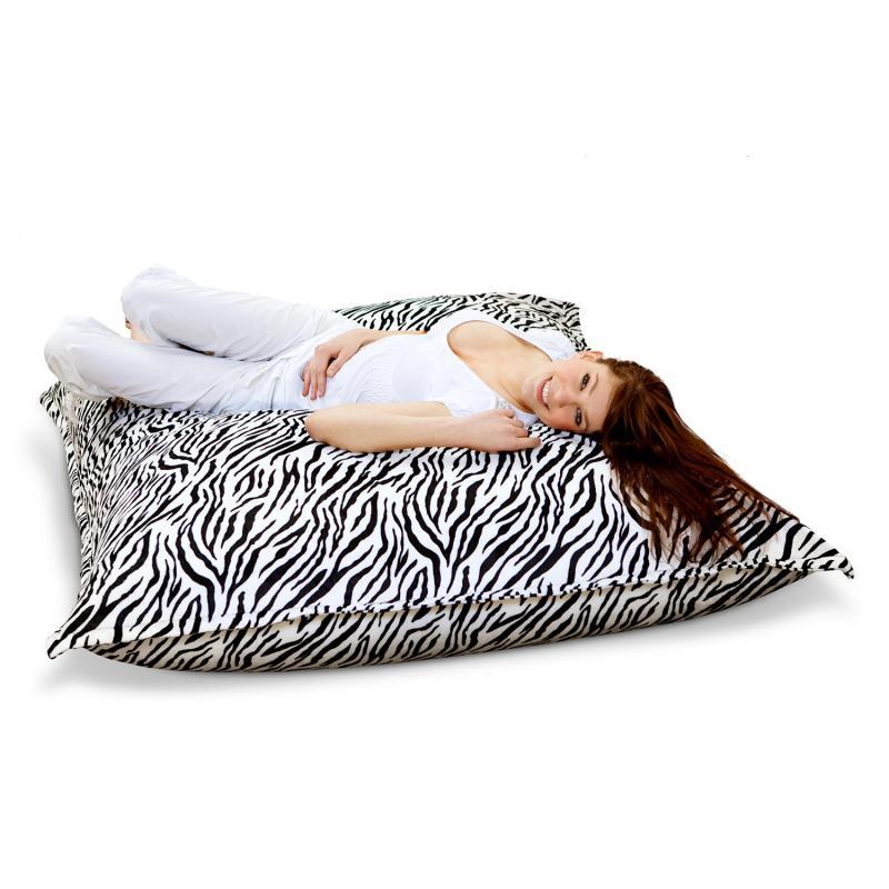 Sitzsack Safari Zebra