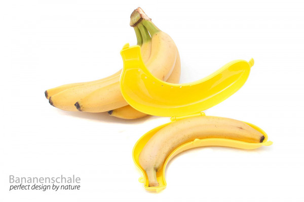 Bananenbox Banabox Bananendose