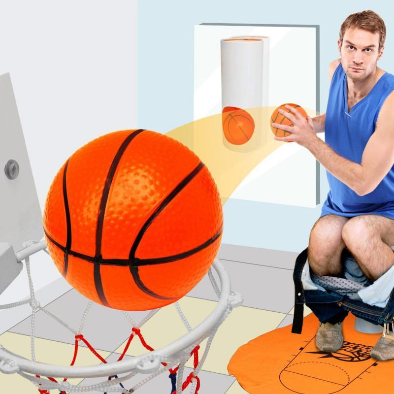 Mini WC Basketball Set