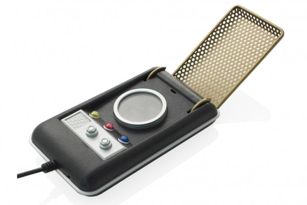 USB Star Trek Communicator - Daas Gadget für alle Trekkies!