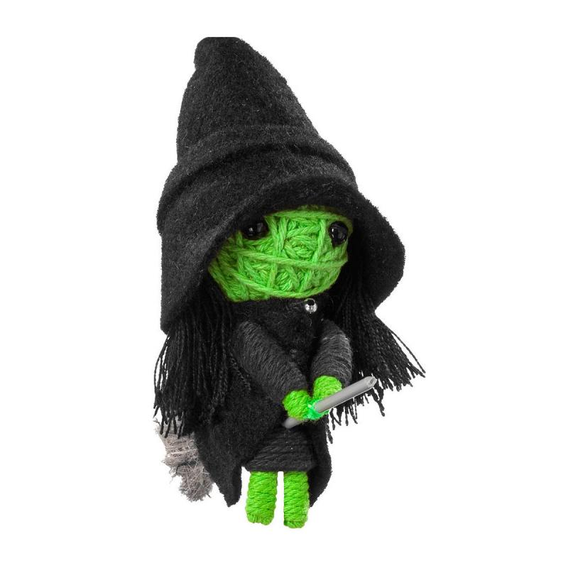Voomates Wicked Witch Voodoopuppe