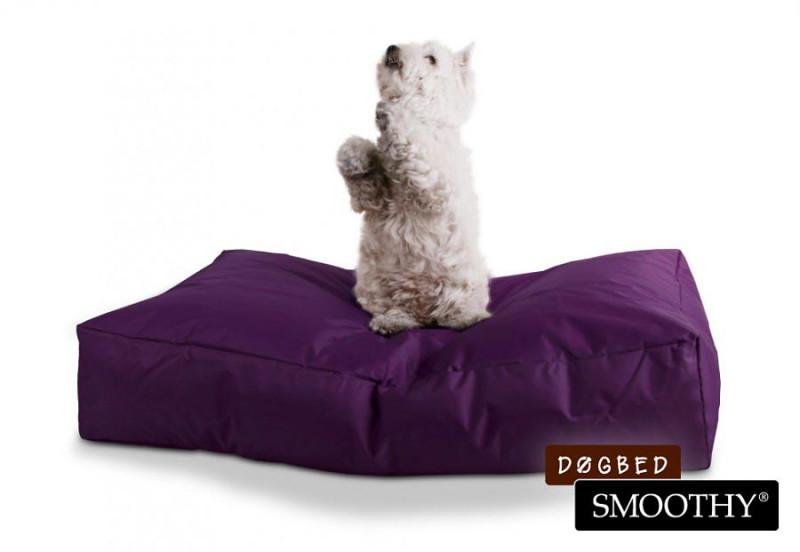 Smoothy Hundebett violett