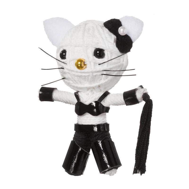 Voomates Kinky Kitten Voodoopuppe