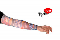 Tattoo Ärmel Tattoo Skin Sleeves16 Flying Fish