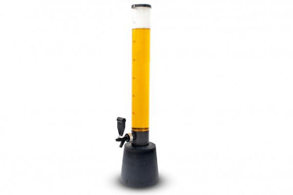 Trinksäule 3,5 Liter Biertower mit Zapfhahn