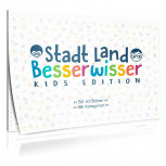 Stadt, Land, Besserwisser - Stadt, Land, Fluss Spiel - Geheimshop.de