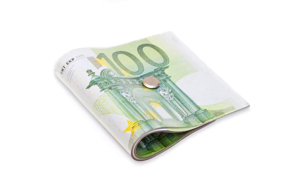100 euro t rstopper eur geldschein im. Black Bedroom Furniture Sets. Home Design Ideas