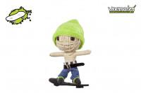 Voodoo Puppe - Voodoopuppe zum Sammeln - Kickflip Ollie Skater