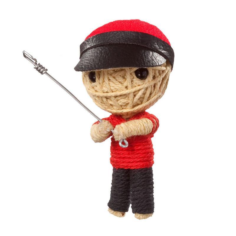 Voomates Golf Pro Voodoopuppe