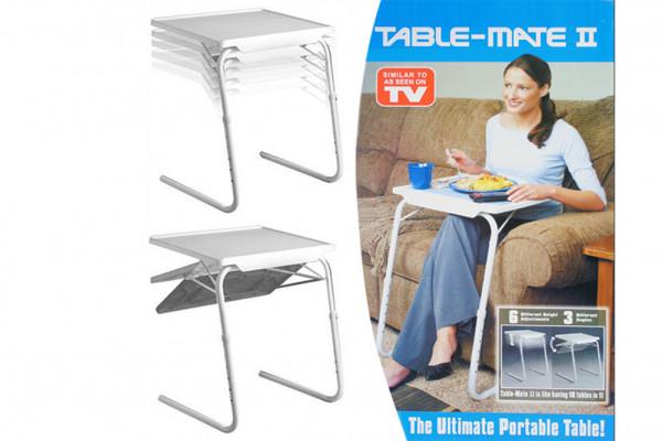Table Mate II Klapptisch – Multifunktion im Wohnzimmer