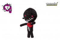 Voodoo Puppe Gothic Boy Voomates Doll