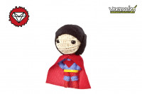 Voodoo Puppe Retro Hero Superheld Voomates Doll