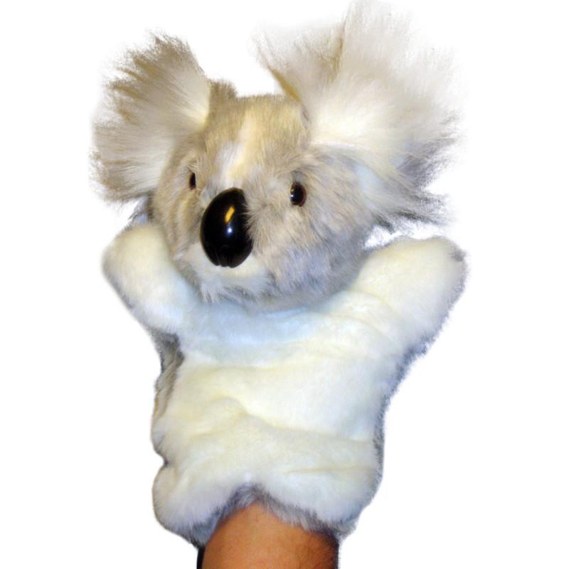 Handspielpuppe Koala