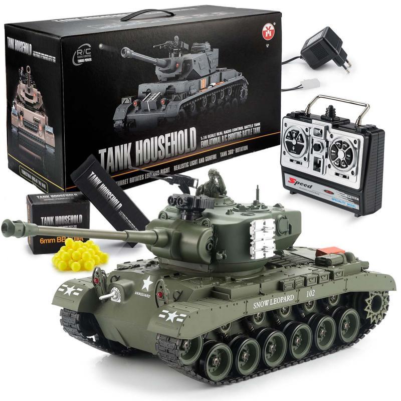 M26 Pershing Modellbau Panzer