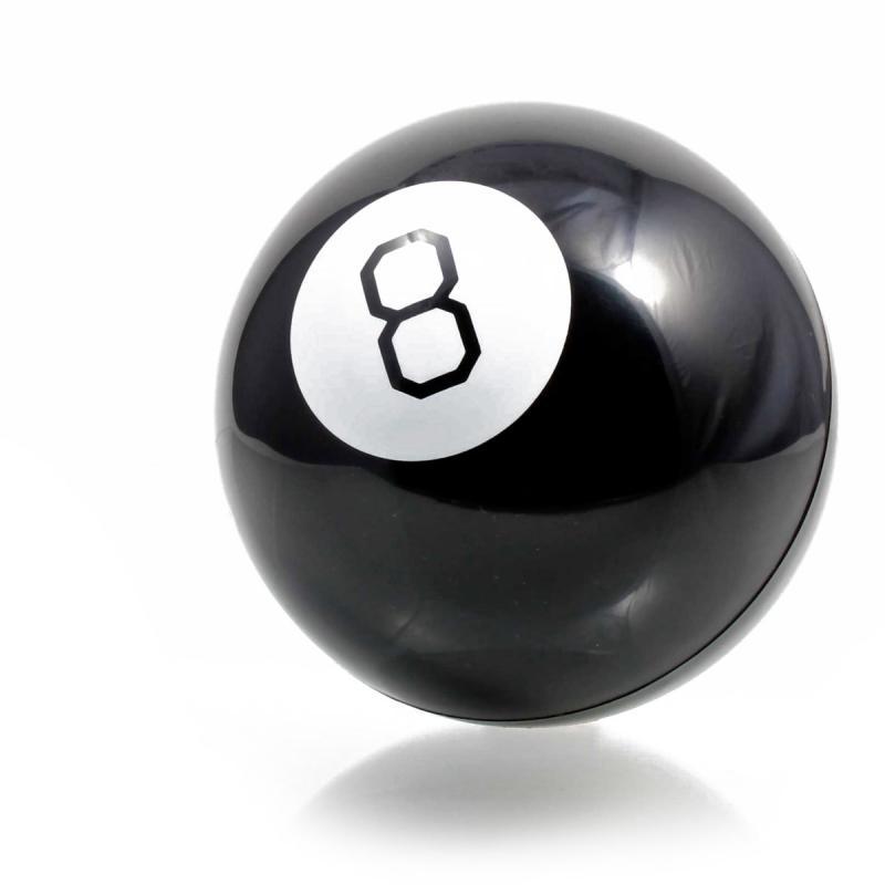 Mystic 8 Ball Magische Wahrsager Orakel Billardkugel