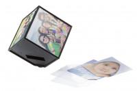 Magischer Fotowürfel » drehender Fotorahmen » günstig kaufen!
