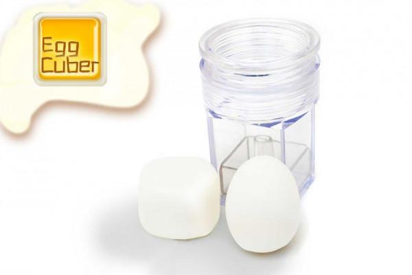 Eierformer für eckige Eier – der Hingucker beim Frühstück