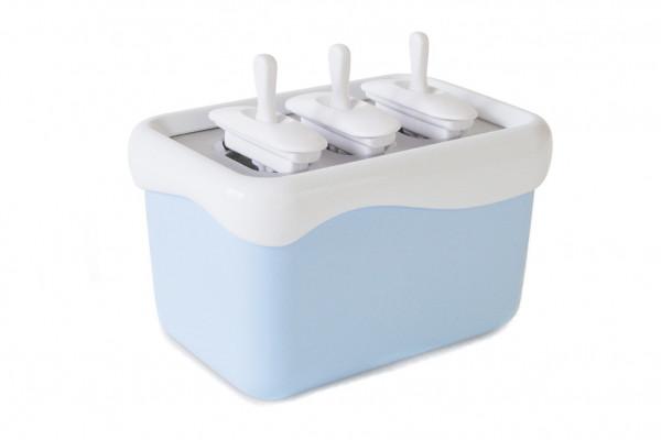 Eis am Stiel Maker 1-2-3 Eismaschine Popsicle Eisblitz Form