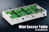 Mini Kicker Kleinster Tischkicker der Welt – Micro Kickertisch