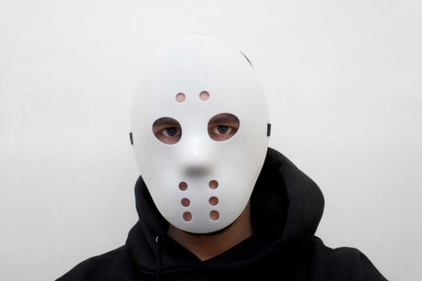 Horror Maske - Jason Hockey Maske für Halloween - Geheimshop.de