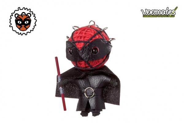 Voodoo Puppe Dark Warrior Krieger Voomates Doll