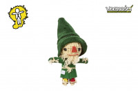Voodoo Puppe Scarecrow Voomates Doll
