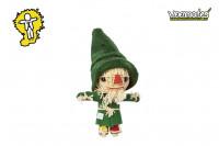 Voodoo Puppe - Voodoopuppe zum Sammeln - Scarecrow