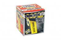 Crime Scene Toilettenpapier Bedrucktes Klopapier Absperrband
