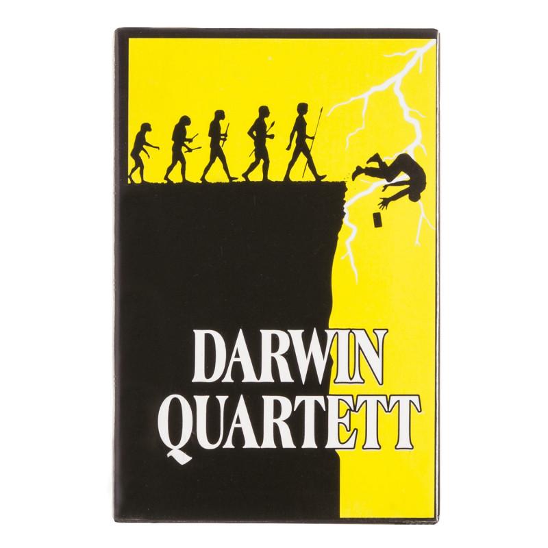Darwin Awards Quartett