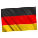 Fahne - Flagge XXL 150x90cm - Deutschland - Geheimshop.de
