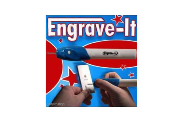 Gravierer: Engrave-It Gravurstab – kleiner mobiler Gravurstab
