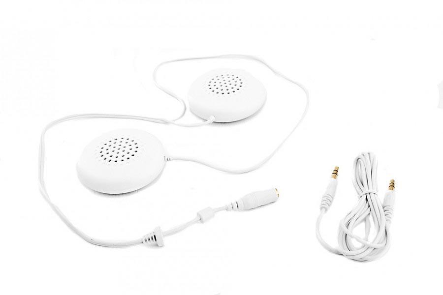Kopfkissen Lautsprecher flache Kissen Kopfhörer kaufen!