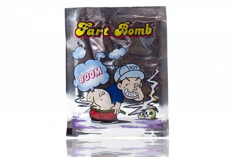 Eklig stinkende Furzbombe Stinkbomben