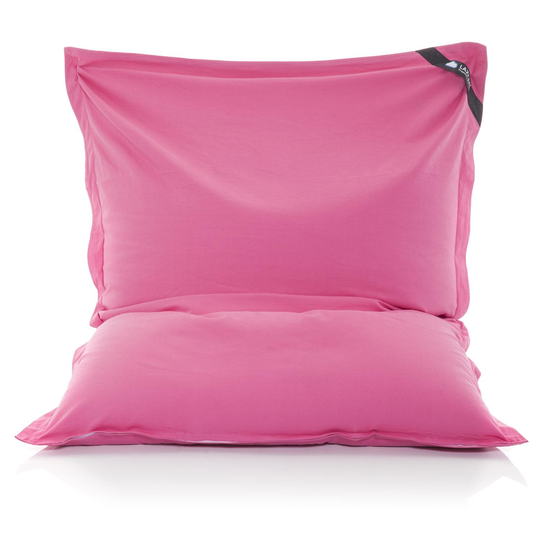 lazy bag xxl sitzsack aus baumwolle in 12 farben. Black Bedroom Furniture Sets. Home Design Ideas