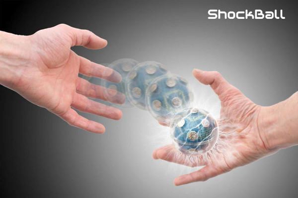 Shocking Ball Elektroschock Wurfball