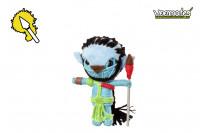 Voodoo Puppe Male Dark Elf Dunkelelf Voomates Doll