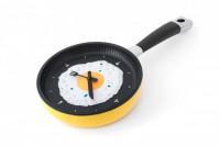 Pfannenuhr Pfannen Uhr Wanduhr » 24h Versand » günstig kaufen!
