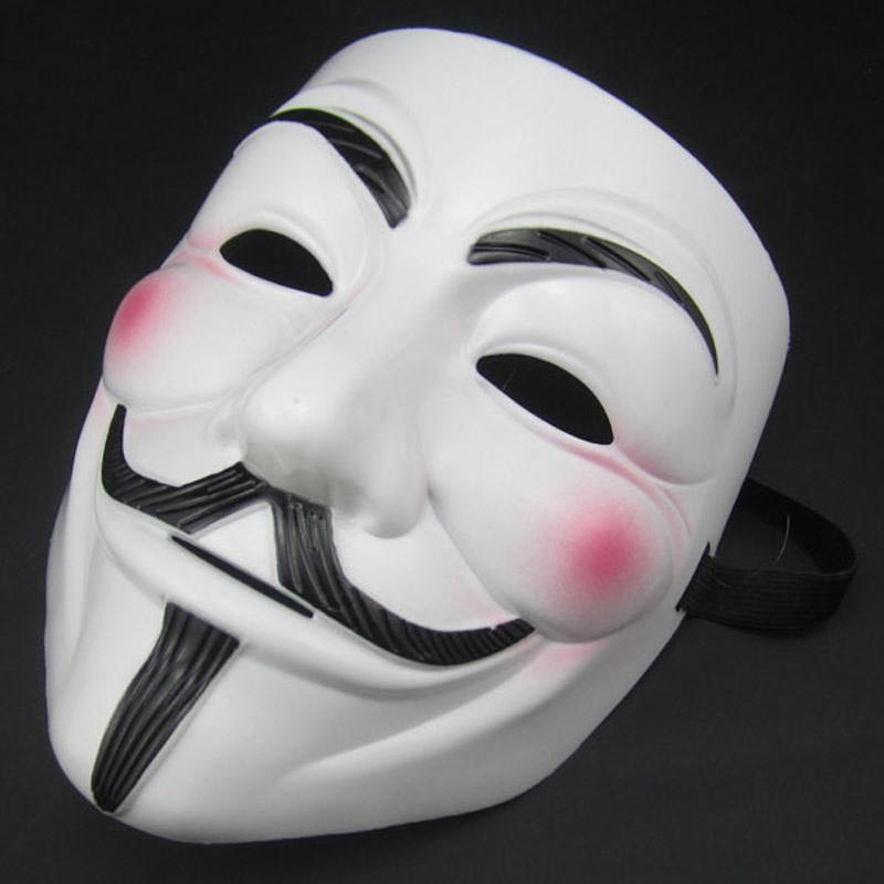 Guy Fawkes Maske ACTA Anonymous Mask